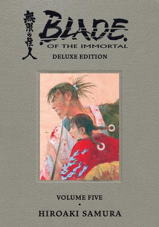 Blade of the Immortal Deluxe Volume 5 by Hiroaki Samura
