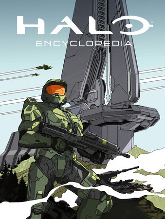 Halo Encyclopedia by Microsoft