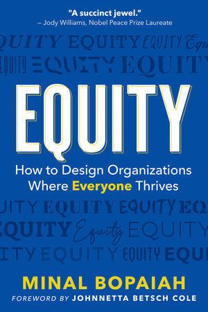Equity by Minal Bopaiah
