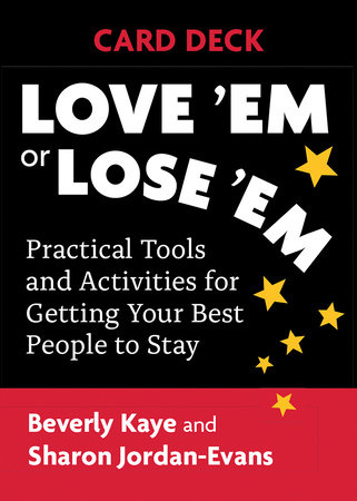Love 'Em or Lose 'Em Card Deck by Beverly Kaye