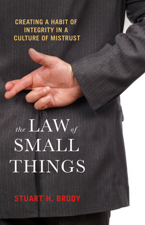 The Law of Small Things by Stuart H. Brody
