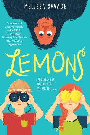 Lemons by Melissa Savage