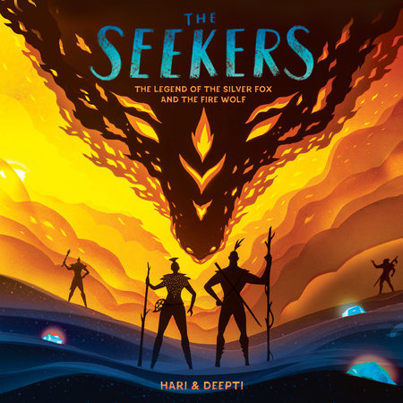 The Seekers by Hari & Deepti