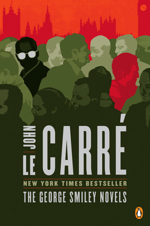 The George Smiley Novels 8-Volume Boxed Set by John le Carré