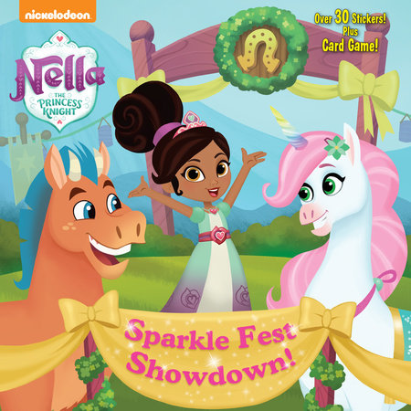 Sparkle Fest Showdown! (Nella the Princess Knight) by Mickie Matheis