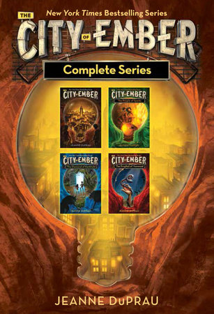 The City of Ember Complete Series by Jeanne DuPrau