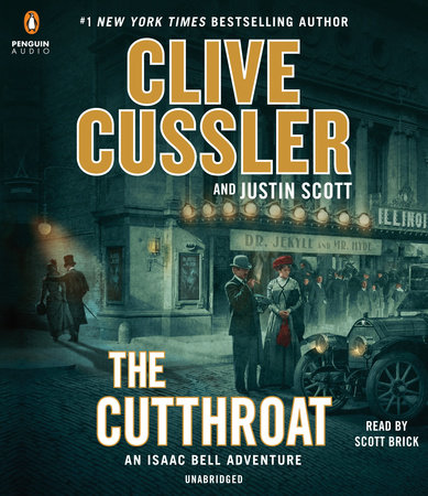 The Cutthroat by Clive Cussler and Justin Scott