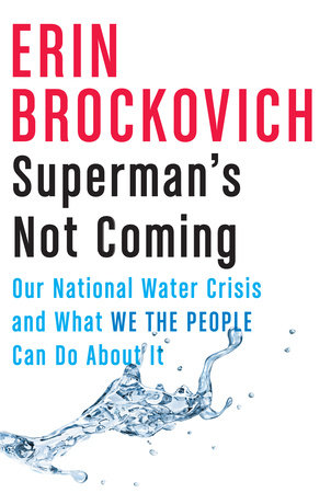 Superman's Not Coming by Erin Brockovich