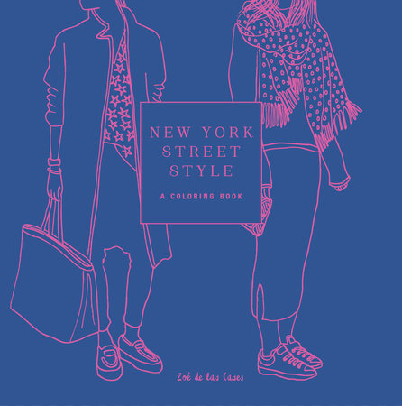 New York Street Style by Zoe de las Cases