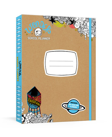 Wonder School Planner by R. J. Palacio