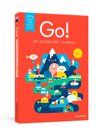 Go! (Red) by Wee Society