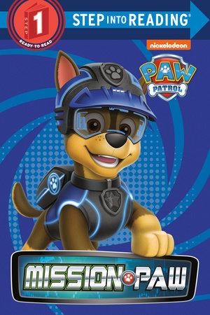 Mission PAW (PAW Patrol) by Random House
