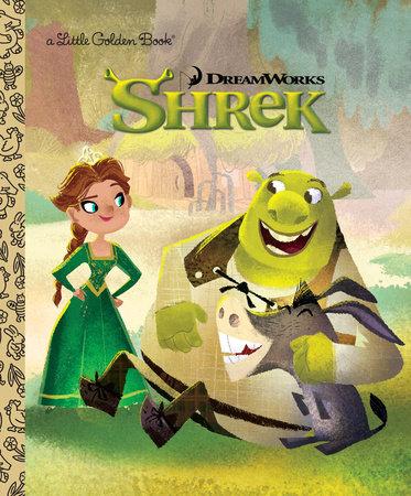 DreamWorks Shrek by Golden Books