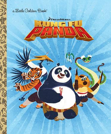 DreamWorks Kung Fu Panda by Bill Scollon