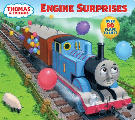 Engine Surprises (Thomas & Friends) by Random House