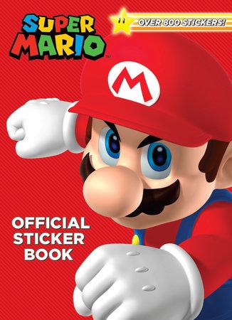 Super Mario Official Sticker Book (Nintendo) by Steve Foxe
