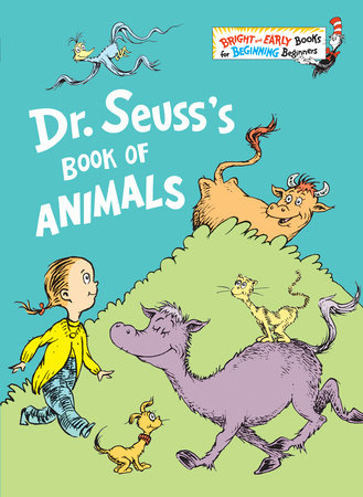 Dr. Seuss's Book of Animals Cover