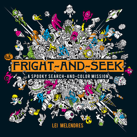 Fright-and-Seek by Lei Melendres