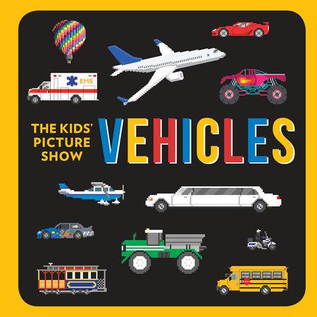 Vehicles by Chieri DeGregorio and Steve DeGregorio