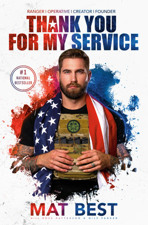Thank You for My Service by Mat Best, Ross Patterson and Nils Parker