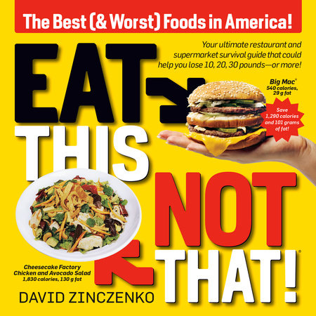 Eat This, Not That (Revised) by David Zinczenko