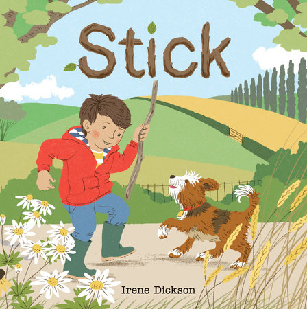 Stick by Irene Dickson
