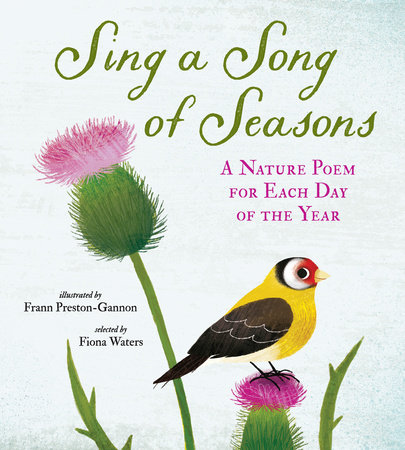 Sing a Song of Seasons by Nosy Crow