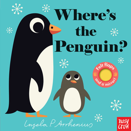 Where's the Penguin? by Nosy Crow