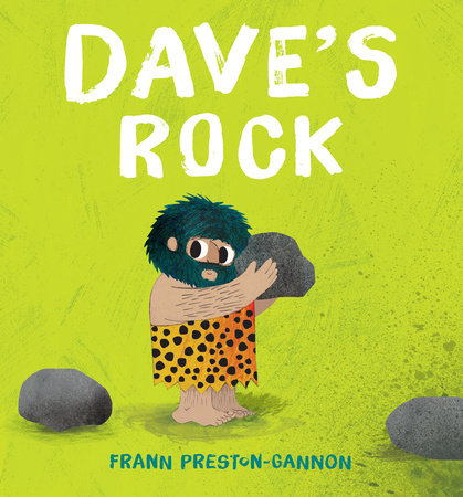Dave's Rock by Frann Preston-Gannon