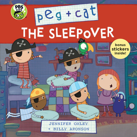 Peg + Cat: The Sleepover