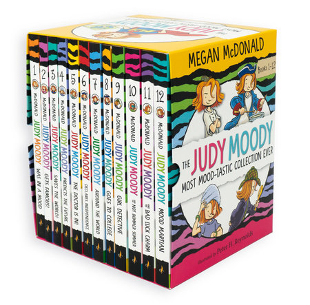 The Judy Moody Most Mood-tastic Collection Ever by Megan McDonald