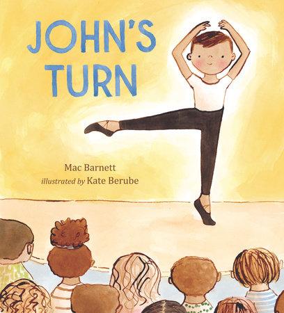 John's Turn by Mac Barnett