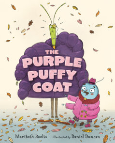 The Purple Puffy Coat