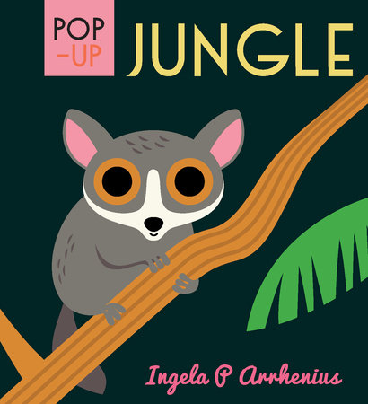 Pop-up Jungle by Ingela P Arrhenius