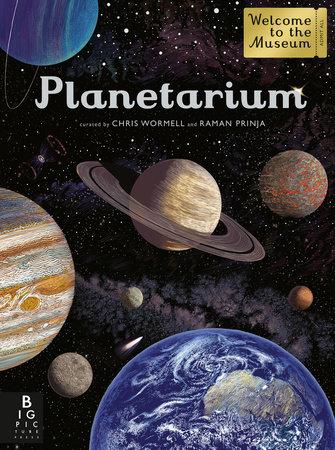 Planetarium by Raman Prinja