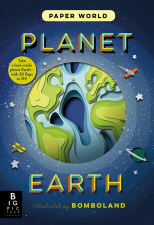 Paper World: Planet Earth by Templar Books