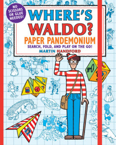 Where's Waldo? Paper Pandemonium