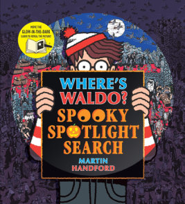 Where's Waldo? Spooky Spotlight Search
