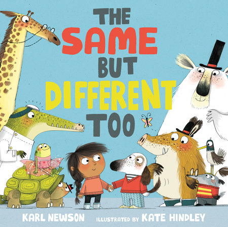 The Same But Different Too by Karl Newson