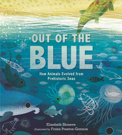 Out of the Blue by Elizabeth Shreeve