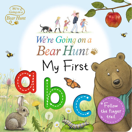 We're Going on a Bear Hunt: My First ABC by Walker Productions LTD