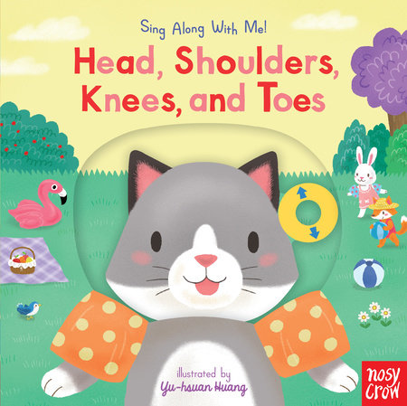 Head, Shoulders, Knees, and Toes by Nosy Crow