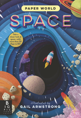 Paper World: Space by The Templar Company LTD