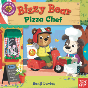 Bizzy Bear: Pizza Chef