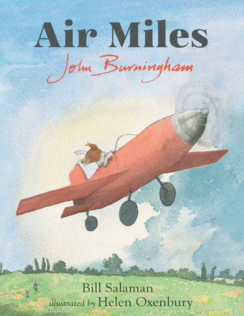 Air Miles by John Burningham and Bill Salaman