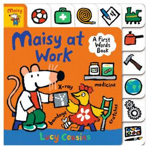 Maisy at Work
