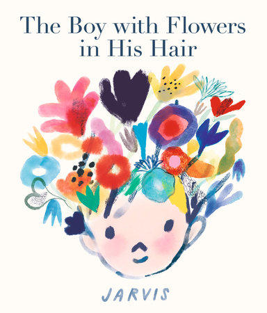 The Boy with Flowers in His Hair by Jarvis