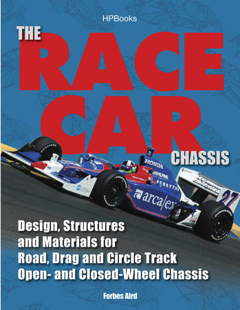 The Race Car Chassis HP1540 by Forbes Aird