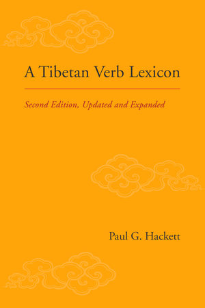 A Tibetan Verb Lexicon by Paul G. Hackett