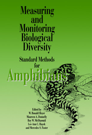 Measuring and Monitoring Biological Diversity by